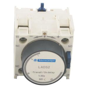 Schneider-Electric Tijdblok opkomvertraagd 1-30sec - LADS2 | 0.1...30sec. Y-D | 1 pcs maker | 1 pcs verbreker