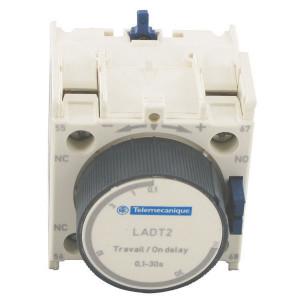 Schneider-Electric Tijdblok opkomvertraagd 0.1-30s - LADT2 | 0.1...30sec. | 1 pcs maker | 1 pcs verbreker
