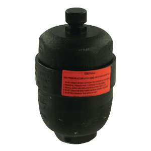 SAIP Accumulator 0,025L-330 - LAV0025100 | Lange levensduur | Primer | 105 mm | 1,2 kg | 330 bar | 100 bar