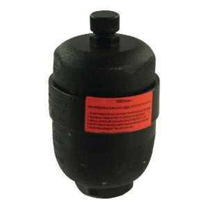 SAIP Accumulator 0,35L-330 - LAV03580 | Lange levensduur | Primer | 157 mm | 2,9 kg | 350 cc | 330 bar | 80 bar | 94 mm | M18x1,5