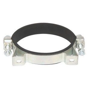 SAIP Accubeugel ø 220 mm - LAV9CF220 | Met rubberen inleg | Trillingsdempend | 250 mm | 290 mm | 215 227 mm | 215 mm
