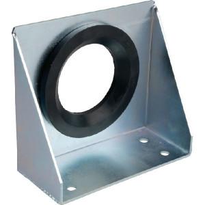 SAIP Beugel incl. ring NBR - LAV9M175 | Met rubberen inleg | Trillingsdempend | Verzinkt staal | 140 mm | 120 mm