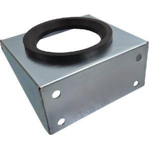 SAIP Beugel incl. ring NBR - LAV9M260 | Met rubberen inleg | Trillingsdempend | Verzinkt staal | 200 mm | 170 mm