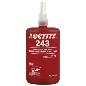 Loctite Schroefdrdb. gem.sterk 243-250 ml - LC1335868 | Donkerblauw