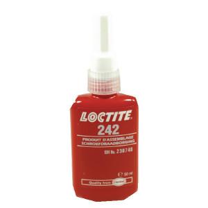 Loctite Schroefdraadborgmid. 242 50ml - LC142504