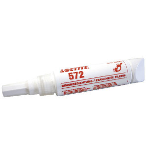 Loctite Schroefdr.afd. met. 572 - 50ml - LC142611 | Langzame uitharding