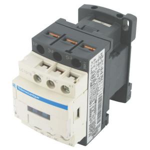 Schneider-Electric Magneetschakelaar 18A, 7,5kW - LC1D18B7   77 mm   86 mm   4 kW   7,5 kW   1 pcs maker   1 pcs verbreker   18 A   24V AC V