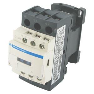 Schneider-Electric Magneetschakelaar 25A, 11kW - LC1D25B7   85 mm   92 mm   5,5 kW   11 kW   1 pcs maker   1 pcs verbreker   25 A   24V AC V