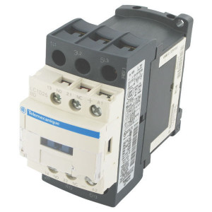 Schneider-Electric Magneetschakelaar 38A, 18,5kW - LC1D38D7 | 85 mm | 92 mm | 9 kW | 18,5 kW | 18,5 kW | 1 pcs maker | 1 pcs verbreker | 38 A | 42V AC V