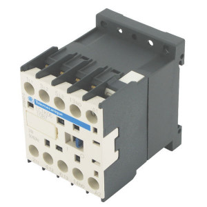 Schneider-Electric Magneetschakelaar 6A, 2,2kW - LC1K0610B7   58 mm   57 mm   1,5 kW   2,2 kW   1 pcs maker   6 A   24V AC V