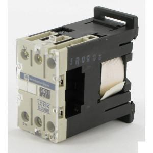 Schneider-Electric Mini-relais 230V 50/60HZ - LC1SKGC200P7 | 56 mm | 55,5 mm | 5 A | 230V AC V