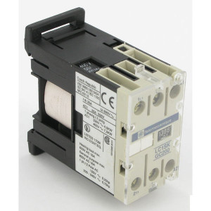 Schneider-Electric Mini-relais 380V 50/60HZ - LC1SKGC200V7 | 56 mm | 55,5 mm | 5 A | 400V AC V