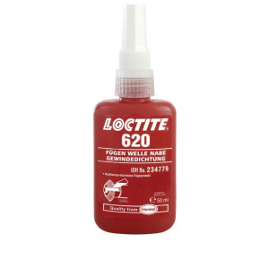 Loctite Borgmiddel 620 50ml - LC234779 | Viscositeit: hoog | 50 ml