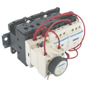 Schneider-Electric Sterdriehoekschakelaar 18A - LC3D180AP7 | 11 kW | 18,5 kW | 1 pcs verbreker | 230V AC V