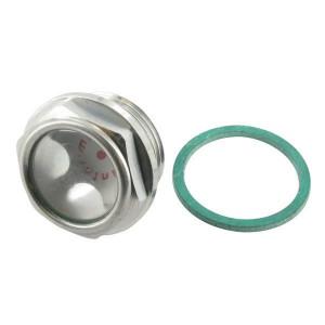 Mintor Olieniveau oog M16x1,5 alu. - LCPM1615M | 9 mm | Aluminium | M16 x 1,5