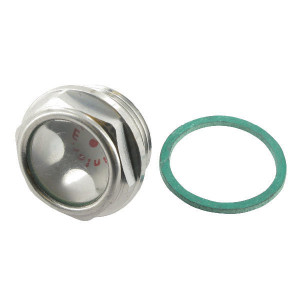 Mintor Olieniveau oog M20x1,5 alu. - LCPM2015M | 10 mm | Aluminium | M20 x 1,5
