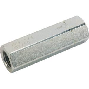 "FluidPress Terugslagklep S 04 (0,5 bar) - LCV03001   12 l/min   0,5 bar   1/4"" BSP   350 bar"