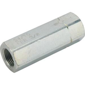 "FluidPress Terugslagklep S 06 (0,5 bar) - LCV05001 | 30 l/min | 0,5 bar | 3/8"" BSP | 350 bar"