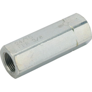 "FluidPress Terugslagklep S 06 ( 2,5 Bar) - LCV05004   30 l/min   3/8"" BSP   350 bar"