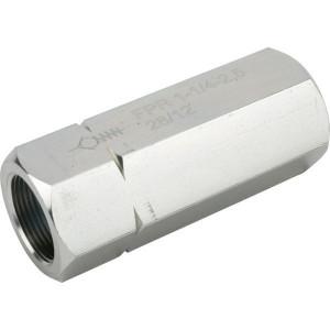 FluidPress Terugslagklep S 20 (2,5 bar) - LCV30001   145 mm   200 l/min   1 1/4 BSP   250 bar
