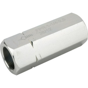 FluidPress Terugslagklep S 20 ( 10 Bar) - LCV30004   145 mm   200 l/min   10,0 bar   1 1/4 BSP   250 bar