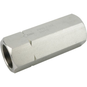 FluidPress Terugslagklep S 24 (2.5 bar) - LCV40002 | 155 mm | 310 l/min | 1 1/2 BSP | 210 bar