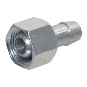 "Koppeling 3/8"" - LF106 | BSP-nippels | DIN 2353 | Verzinkt | 3/8 Inch BSP"