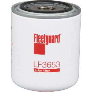 Oliefilter Fleetguard - LF3653 | 32/915500 | 93.5 mm A | 116.1 mm H | 1-12 UNF-2B G
