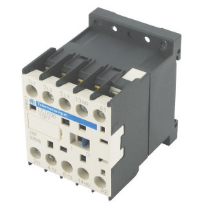 Schneider-Electric Magneetschakelaar 6A, 2,2kW - LP1K0610BD | 58 mm | 57 mm | 1,5 kW | 2,2 kW | 1 pcs maker | 6 A | 24V DC V