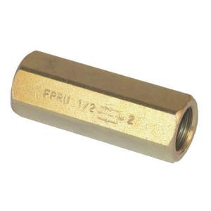 FluidPress Smoorterugs.vent. 0,5 0,6d 3/8 - LTCV05002   30 l/min   0,6 mm   3/8 BSP