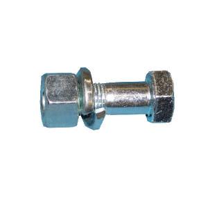 Bout cpl. M12x1.25x35 10.9 Maschio - M00567202R | 20 mm | 7,5 mm