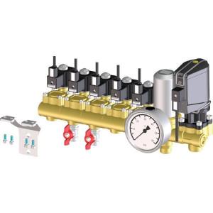 Braglia Regelarmatuur elektr. 4 secties cpl. - M200AH5XX0006 | 40 bar
