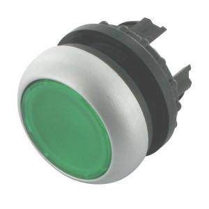Eaton Signaaldrukknop terugveer groe - M22DLG   IP67 / IP69K IP