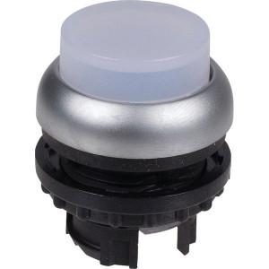 Eaton Signaalknop terugveer hoog wit - M22DLHW   IP67 / IP69K IP