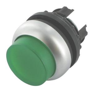 Eaton Signaalknop terugveerhoog wit1 - M22DLHWX1   IP67 / IP69K IP