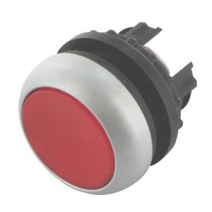 Eaton Signaaldrukknop terugveer rood - M22DLR   IP67 / IP69K IP