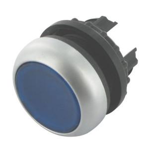 Eaton Signaaldrukknop gearret. blauw - M22DRLB | IP67 / IP69K IP