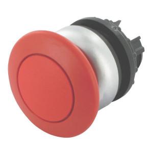 Eaton Paddestoelknop gearret rood 0 - M22DRPRX0 | IP67 / IP69K IP