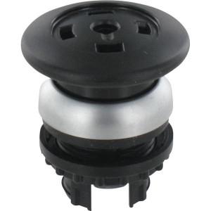 Eaton Paddestoelknop gearret zwart - M22DRPSX | IP67 / IP69K IP