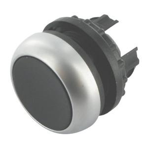 Eaton Drukknop gearret. zwart - M22DRS | IP67 / IP69K IP