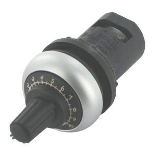 Eaton Potentiometer, 100k - M22R100K