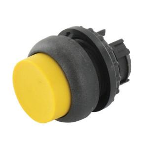 Eaton Signaaldrukknop hoog geel - M22SDHY   IP67 / IP69K IP