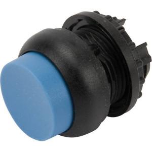 Eaton Drukknop gearreteerd hoogblauw - M22SDRHB | IP67 / IP69K IP