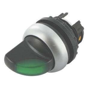 Eaton Signaalkeuzeschakelaar, groen - M22WLK3G