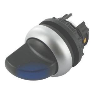 Eaton Signaalkeuzeschakelaar, blauw - M22WLKB