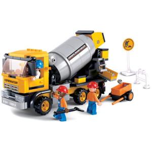Sluban Cementmixer - M38B0550 | 33x23.7x5.4 cm