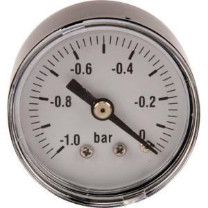 Gasli Vacuümmeter Ø40 -1-0 - MA400100B02ST