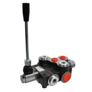 "Gopart Stuurventiel MBV11 A1GKZ1 - MBV111001GP | Dubbelwerkend, veerretour | 1-4 secties | 250 bar | Nitrilrubber (NBR) | -20 +80 | 180 bar | 67 mm | 122 mm | Open circuit | 80 l/min | 50 bar | 1/2"" | Manual operation | Inbusschroef | 3/4"""