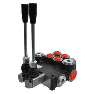 """Gopart Stuurventiel MBV11 A1A1G KZ1 - MBV112001GP   1-4 secties   250 bar   Nitrilrubber (NBR)   -20 +80   180 bar   67 mm   A1, A1   160 mm   103 mm   Open circuit   80 l/min   50 bar   1/2""""   5250 bar   Handbediend   Inbusschroef   3/4"""""""