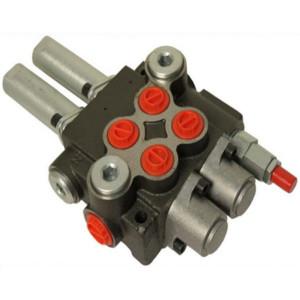 """Gopart Regelventiel MBV11-A1V-A1V-G - MBV112011GP   1-4 secties   250 bar   Nitrilrubber (NBR)   -20 +80   180 bar   67 mm   A1V, A1V   160 mm   103 mm   80 l/min   50 bar   1/2""""   5250 bar   Inbusschroef   3/4"""""""